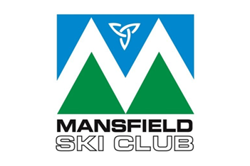mansfield ski club logo